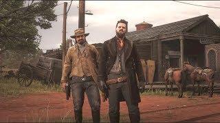 Red Dead Online: Part 1 - The Co-op Mode