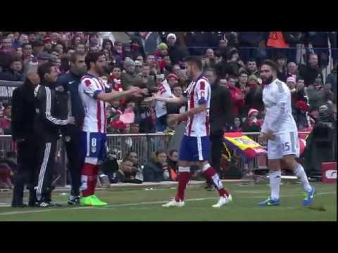 Resumen de Atlético de Madrid (4-0) Real Madrid
