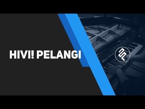 download lagu HIVI! - Pelangi Piano Cover By Fxpiano / Chord / Tutorial / gratis
