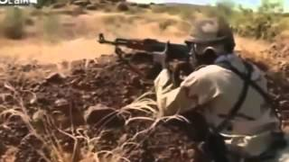 Hài hước - Quân đội Mali tập trận =)))))