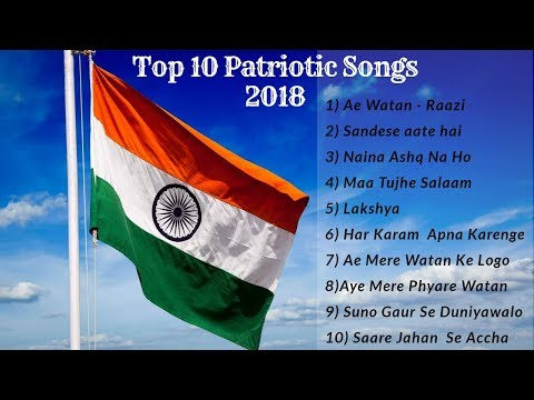 #Top 10 Patriotic Cover Song 2018 | New & Best Indian Independence Day Unplugged Cover Songs