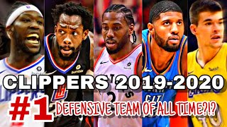 Los angeles Clippers LINEUP 2019-2020 NBA Season | Veight