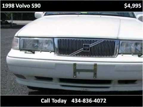 Fremont Acura on Pictures 1998 Volvo S90 Executive Royal Herm S  Avtodor Su