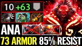 IMBA AXE 73 Armor - 100% Counter Ursa & LC Epic Gameplay Axe Arcana Dota 2 by ANA