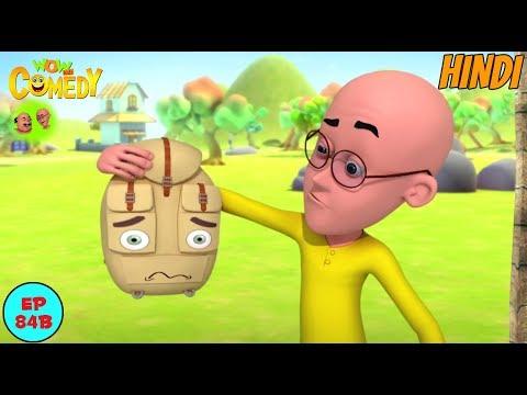 Motu Patlu Ka Magic Bag - Motu Patlu in Hindi - 3D Animated cartoon series for kids thumbnail