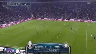 Stagione 2012/2013 - Juventus vs. Inter (1:3)