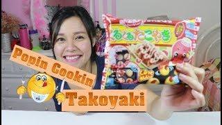Trải Nghiệm Làm Popin Cookin Takoyaki - Rút Kinh Nghiệp đợt trước rất nhiều 😂 Có Người Đột Nhập