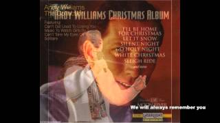 Andy williams original  album collection   .