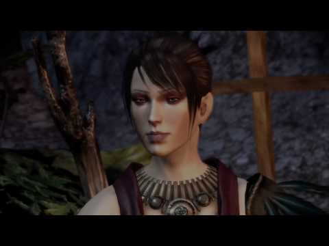 Dragon Age Origins - Morrigan Romance. Dragon Age Origins - Morrigan Romance