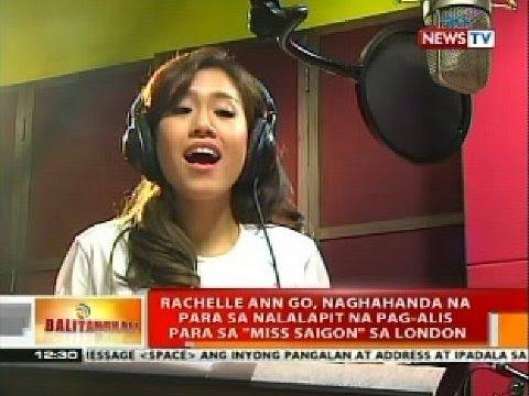Rachelle Ann Go - Gusto Na Kita