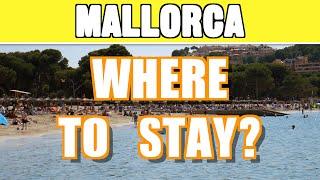 Weet waar je naartoe moet: De strand-resorts in Majorca