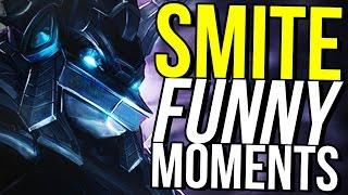 ANUBIS LIFESTEAL IS INSANE! (Smite Funny Moments)