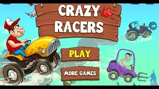 Play Crazy Racers Games - Tractor Games To Play Online