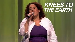 "Ingrid Rosario | ""Knees to the Earth"" by Watermark"