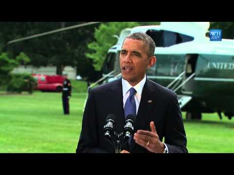 Obama On ISIS - No US Troops To Iraq