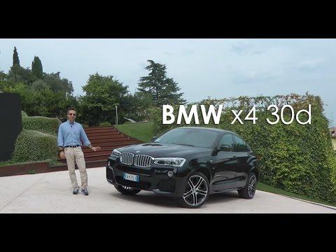 BMW x4 30d le prime impressioni di HDmotori.it