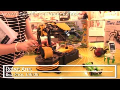 The Gadget Show - Top gadgets @ Spring Fair 2013