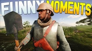 Battlefield 1 Funny Moments- Standing on Planes, Tiny Pistol, LET'S DO THIS!