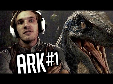 DINOSAUR SURVIVAL SIMULATOR - ARK - Part 1