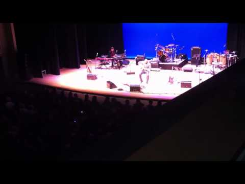 Bernie Williams LIVE at Madison Theatre 2/25/2012