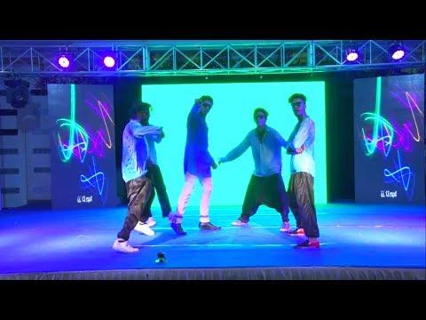 Kala Chashma + Cutiepie Sangeet Dance | Abhay Daga