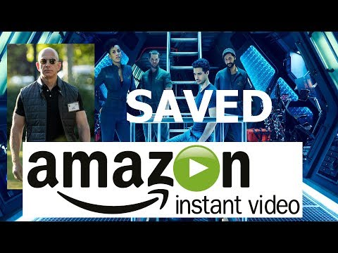 AMAZON SAVED THE EXPANSE