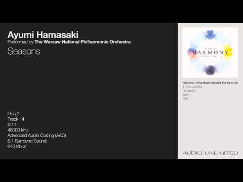 Ayumi Hamasaki & The Warsaw National Philharmonic Orchestra - Seasons