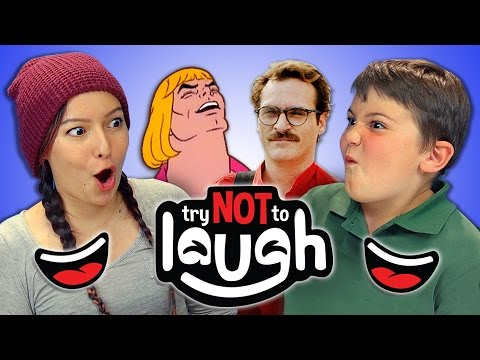 Try to Watch This Without Laughing or Grinning #2 (REACT)