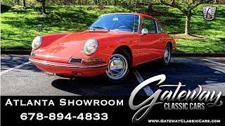 1967 Porsche 912 - Gateway Classic Cars of Atlanta #1099