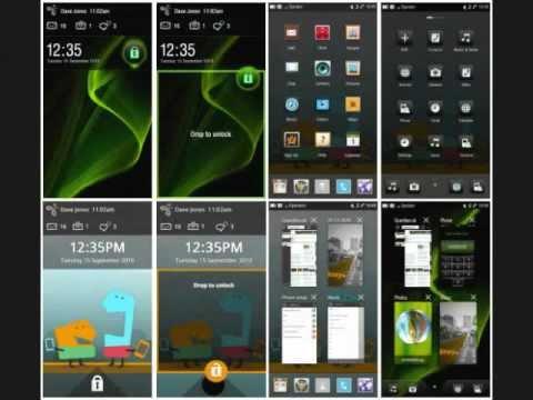 diferentes sistemas operativos moviles