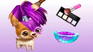 Space Animal Hair Salon Fun Animals Care
