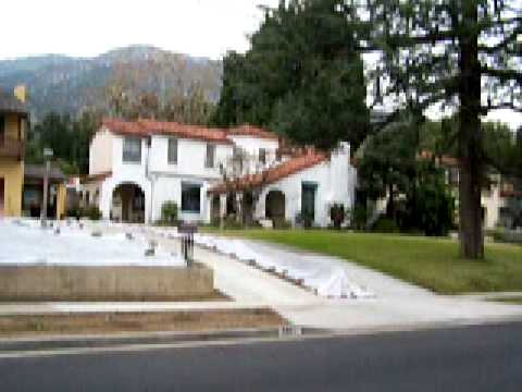 Dylan Mckay And Brandon Walsh Houses In Pasadena Ca From