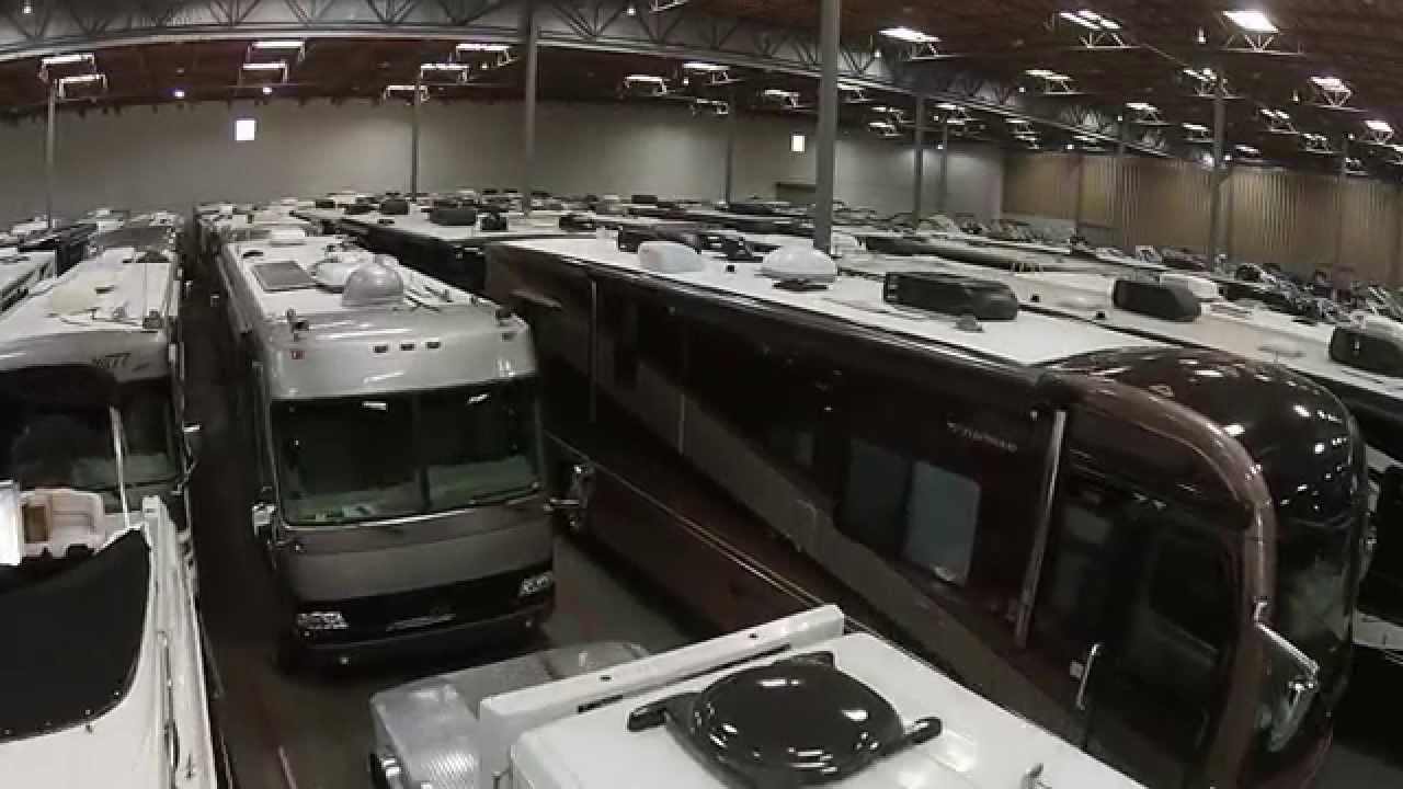 Premier Indoor Boat Rv Storage In Corona Youtube