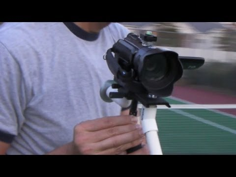 The Frugal Floater (DIY Steadicam)