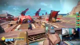 Fastest Destiny 2 Nightfall (Arm's Dealer 4:46) Strike Speedrun