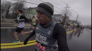 Mi experiencia en el Maratón de Boston 2018.