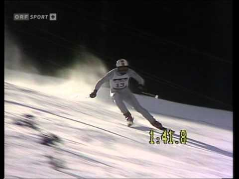 Alpine Skiing Schladming WM 1982 Downhill,  Валерий Цыганов (USSR)