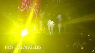Daddy Yankee Junto A Becky G Y Natti Natasha En El Calibash 2019