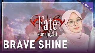 Download lagu 【Rainych】 BRAVE SHINE   Aimer 『 Fate/Stay Night OP 2 』 (live cover)