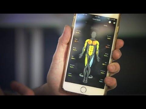 Convenient device measures muscle fat
