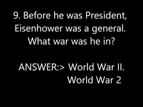 U S Citizenship Test The Hardest 10 Question &amp  Answers