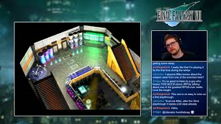 Final Fantasy VII | Full Playthrough & Analysis (Part 3: Shinra Building)