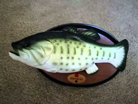 Big Mouth Billy Bass returns! (Fixed)