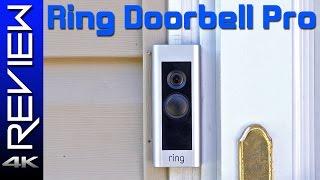 Ring Video Doorbell Pro Review - Is it better than the Original Ring Doorbell?