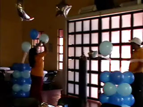 curso decoracion con globos xv años video 2