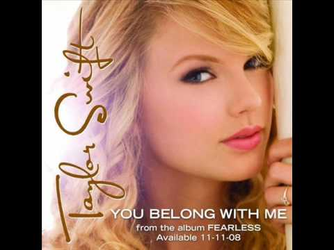 Taylor Swift - You Belong With Me [Download]