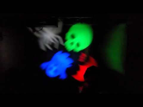 Гобо проектор 7 stars LED LOGO light
