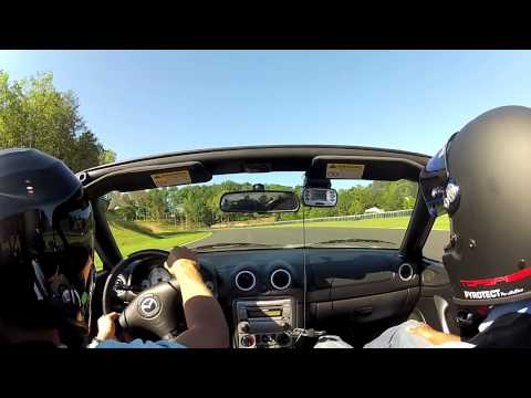 Mazdaspeed Miata Runs 1:39s Atlanta Motorsports Park