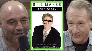 Bill Maher Probably Wouldn't Have Finished His First Book Without Cocaine| Joe Rogan