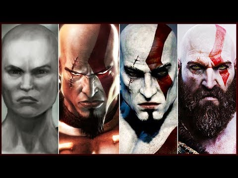 La Historia de Kratos - God of War (Ascension, Chains of Olympus, 1, Ghost of Sparta, 2 y 3) thumbnail